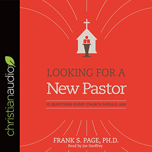 Looking for a New Pastor audiobook cover art