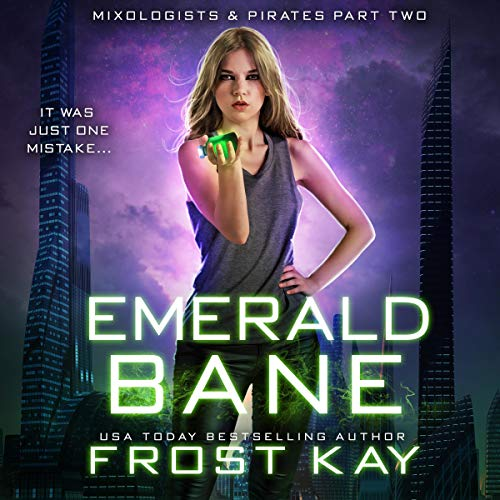 Couverture de Emerald Bane