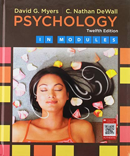 Download Psychology in Modules + Launchpad for Psychology in Modules Six-month Access 1319170471