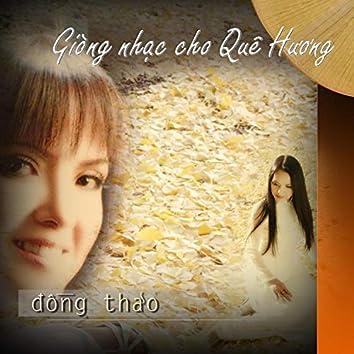 Giong Nhac Cho Que Huong