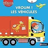 Vroum ! Les véhicules - Livre animé Kididoc - Dès 2 ans (2)