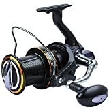 YONGZHI Spinning Reels 11000 Surf Fishing 13+1 Stainless BB Ultra Smooth Powerful Offshore Fishing Reels