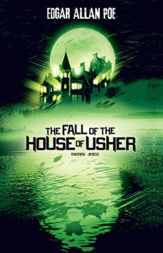 The Fall of the House of Usher (Edgar Allan Poe Graphic Novels) (English Edition)