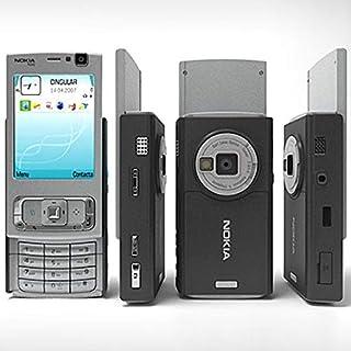 نوكيا N95 لون فضي أسود