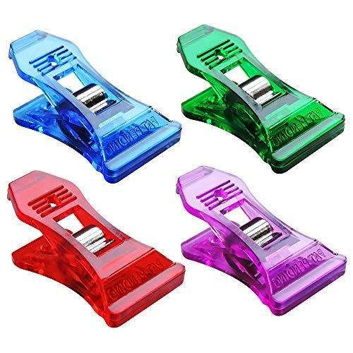 Klipeasy Sockenklammern, 12 Stück, hergestellt mit den gleichen Komponenten, die für das Panzerglas verwendet Werden