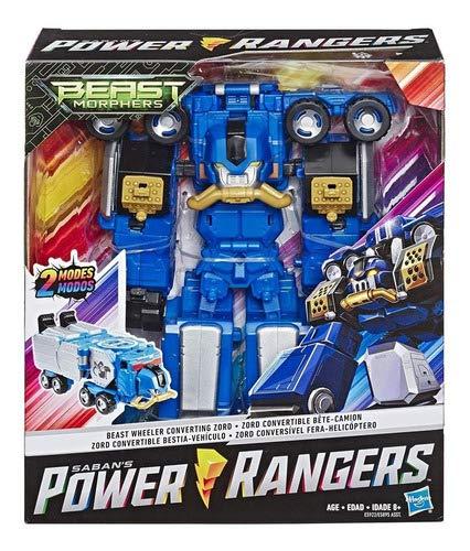 Power Rangers Zord Conversivel 2 Em 1 Fera Caminhao E5895