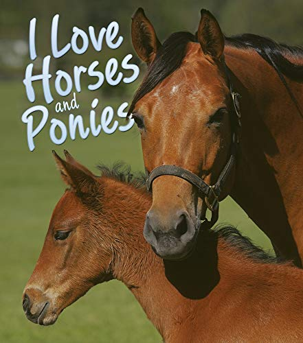 I Love Horses and Ponies