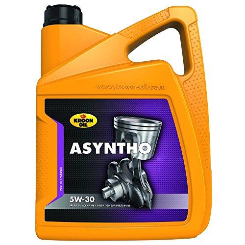 Kroon Oil KO 1838014 motorolie voor auto 20029 Asyntho, 5 l