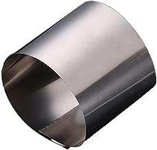 0.3mm x 200mm x 300mm Titanium Foil Plate Sheet TA2 99% Purity