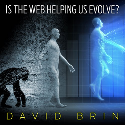 Is the Web Helping Us Evolve? audiobook cover art