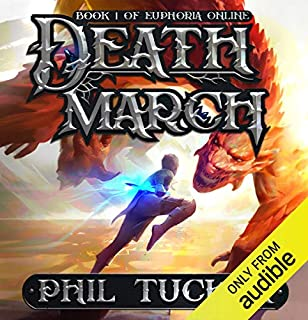 Death March audiobook cover art