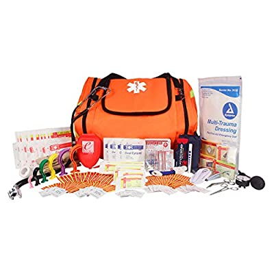 New Ever Ready First Aid Fully Stocked First Responder Kit from Ever Ready First Aid