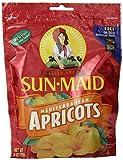 Sun Maid Mediterranean Apricots Pouches, 6 Ounce...
