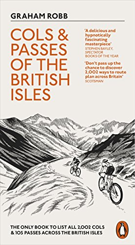 Cols and Passes of the British Isles (English Edition)