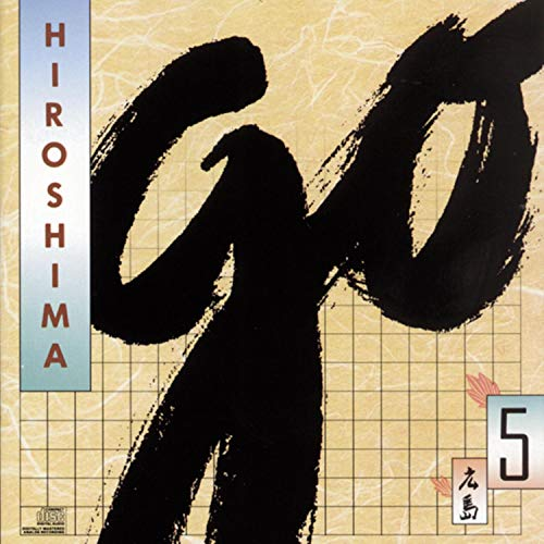 Go [Audio CD] Hiroshima