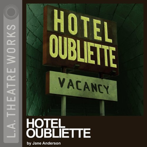 Hotel Oubliette audiobook cover art