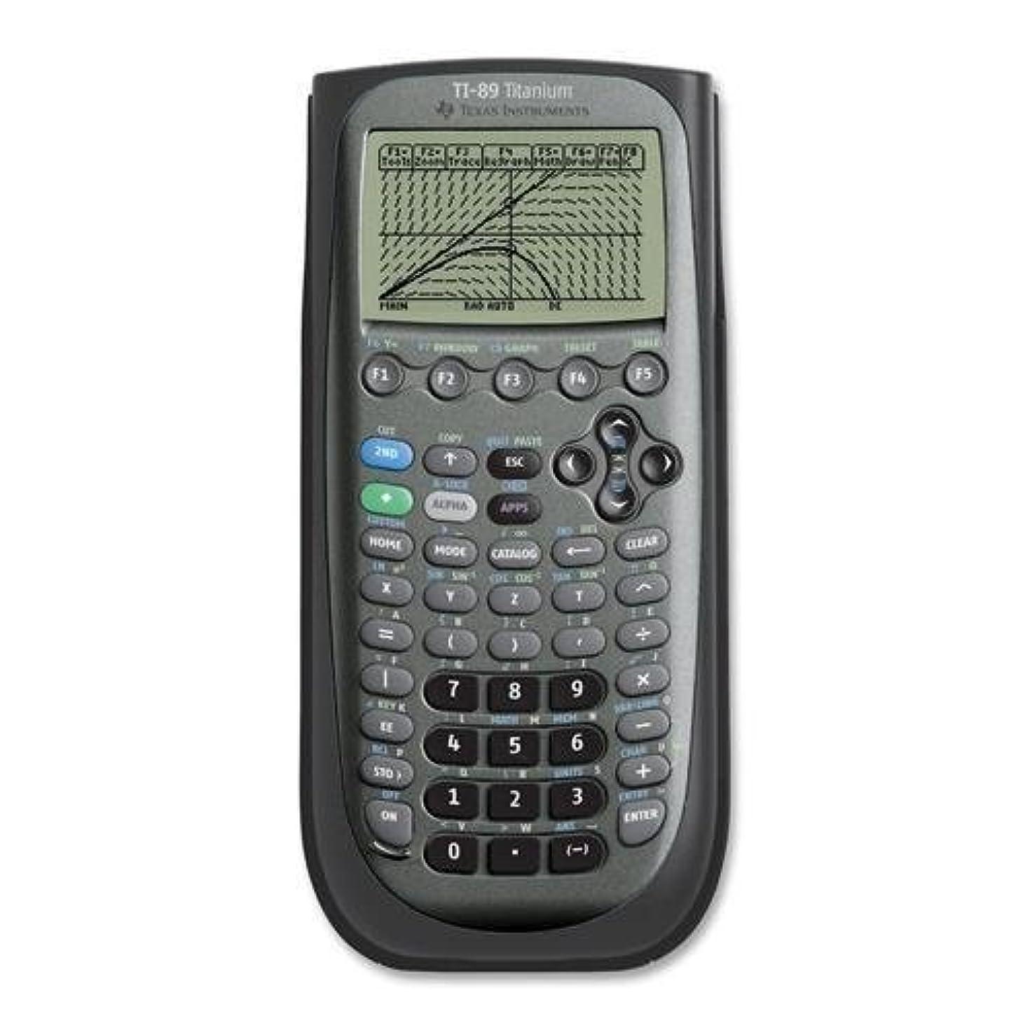 Texas Instruments Graphing Calculator、W / USBケーブル、3?–?1?/ 3?