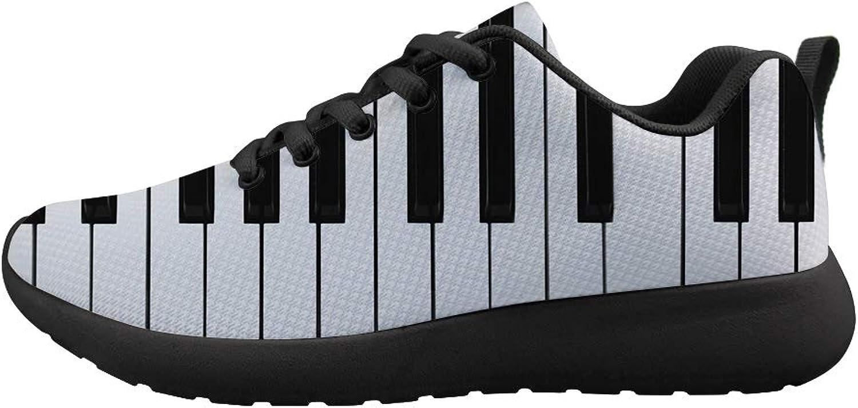 Oaheson Oaheson Oaheson Cushioneng Sneeaker Trail springaning skor herr kvinnor Piano Keys  upp till 60% rabatt