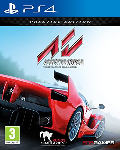 Assetto Corsa Prestige Edition PS4 Game [Importación inglesa]