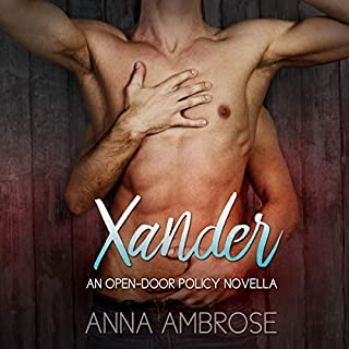 Xander: An Open-Door Policy Novella audiobook cover art