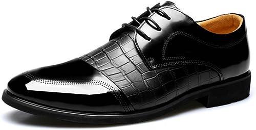 RENHommes RENHommes Chaussures habillées pour Hommes d'été Chaussures pour Hommes Décontracté Fashion Affaires chaussures 38-43  remise