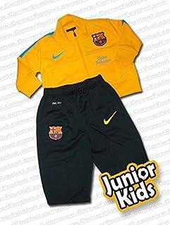 Nike - BARCELONA CHANDAL ENTRENO BABY NA 13 Hombre color: Amarillo ...