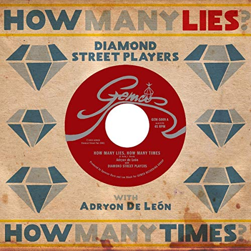 How Many Lies, How Many Times [Vinilo]