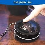 FM/DAB/DAB+ Radio Receiver with Bluetooth - August DR245 - Easily Add DAB, DAB+, FM Radio or Bluetooth to your Existing…