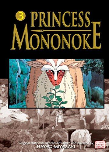 PRINCESS MONONOKE FILM COMIC GN VOL 03