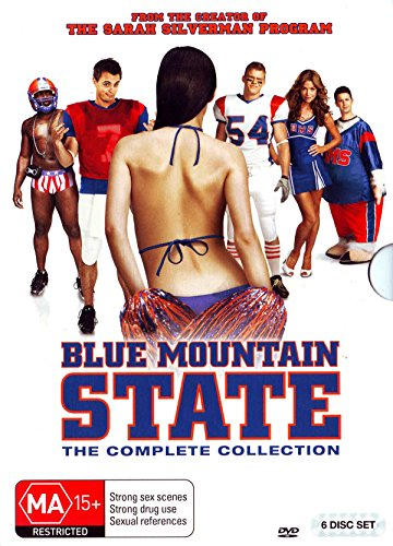 Blue Mountain State: The Complete Collection