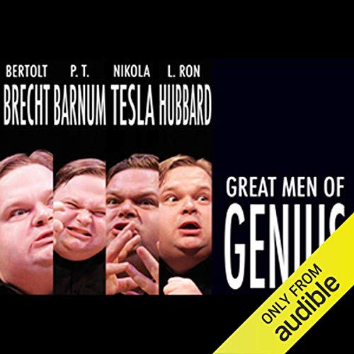 Great Men of Genius, Part 4 audiobook cover art