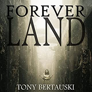 Foreverland Boxed audiobook cover art