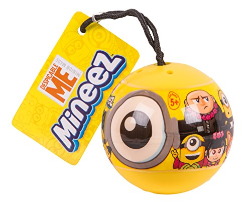 Moose- Despicable Me 3 Mineez Minions Blind Ball, 58201