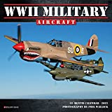 WWII Military Aircraft 2022 Mini Wall Calendar