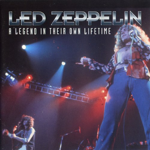 Led Zeppelin: A Rockview Audiobiography audiobook cover art