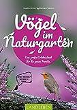 Vögel im Naturgarten: Das große Erlebnisbuch für die ganze Familie