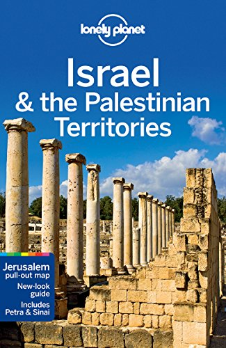 Israel & the Palestinian Territories (Country Regional Guides) [Idioma Inglés]