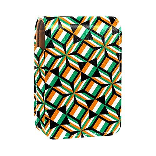 qfkj Reise tragbar Lippenstift Organizer,Elfenbeinküste Flagge