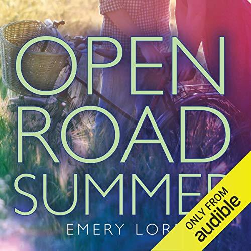 Open Road Summer audiobook cover art