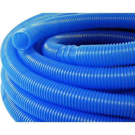 acquaverde 6 Metri Tubo da 32 MM Blu Ricambio Piscina Piscine Accessori ASPIRA Fango O Tubo Ricambio per Pompe A Cartuccia E A Sabbia Fino A 3000 Litri