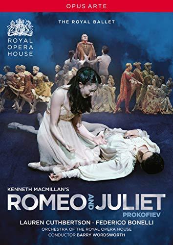 Prokowjef: Romeo & Julia (Royal Opera House) [DVD]