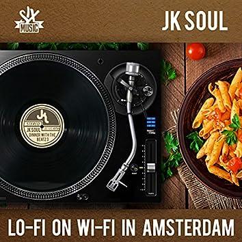 Lo-fi on Wi-fi in Amsterdam
