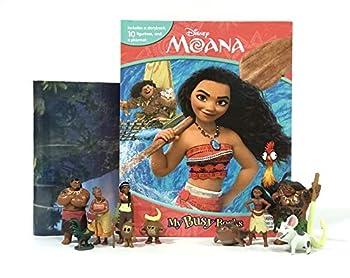 Moana Busy Book