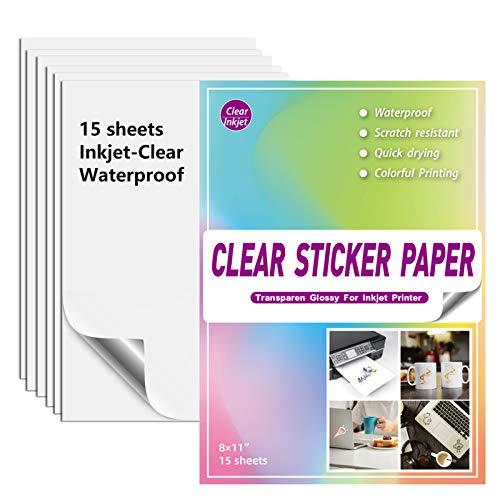 Best clear vinyl paper