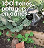 100 fiches potagers en carré (Nains de jardin)