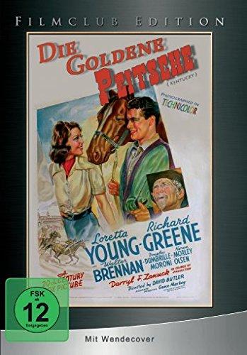 Die goldene Peitsche - Filmclub Edition 24 [Limited Edition]