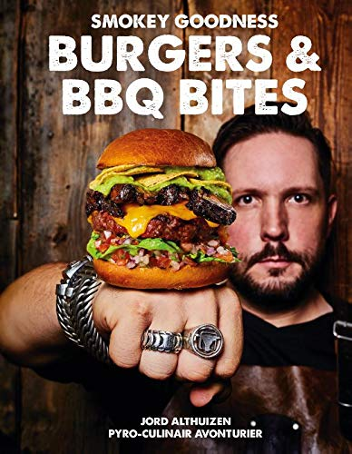 Smokey goodness burgers & BBQ bites: smokey goodness