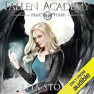 Page de couverture de Fallen Academy: Year Four