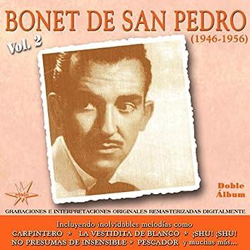 (1946-1956) Bonet de San Pedro, Vol. 2