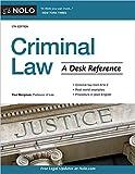Image of Criminal Law: A Desk Reference